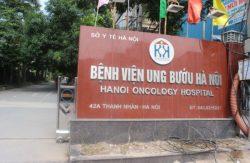 Bệnh viện ung bướu Hà Nội cơ sở 2 là bệnh viện chuyên khoa hạng II của thành phố Hà Nội