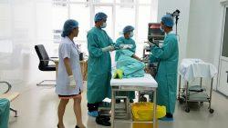 Bệnh viện ung bướu Hà Nội áp dụng những máy móc hiện đại vào điều trị bệnh