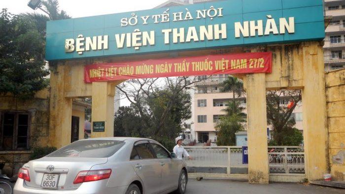 Bệnh viện Ung bướu Hà Nội Thanh Nhàn Hà Nội