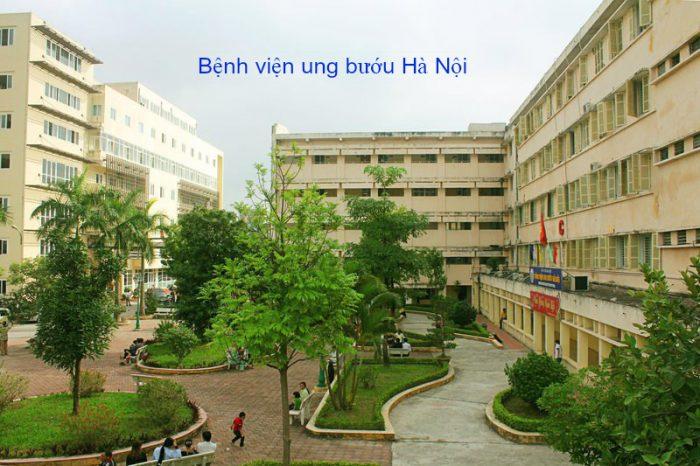Bệnh viện Ung bướu Hà Nội Thanh Nhàn Hai Bà Trưng Hà Nội