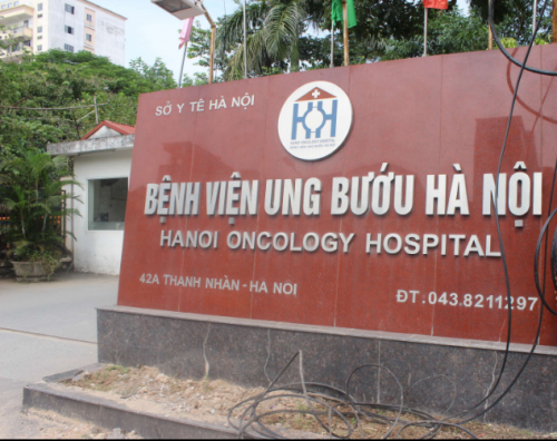Địa chỉ Bệnh viện Ung bướu Hà Nội Thanh Nhàn.