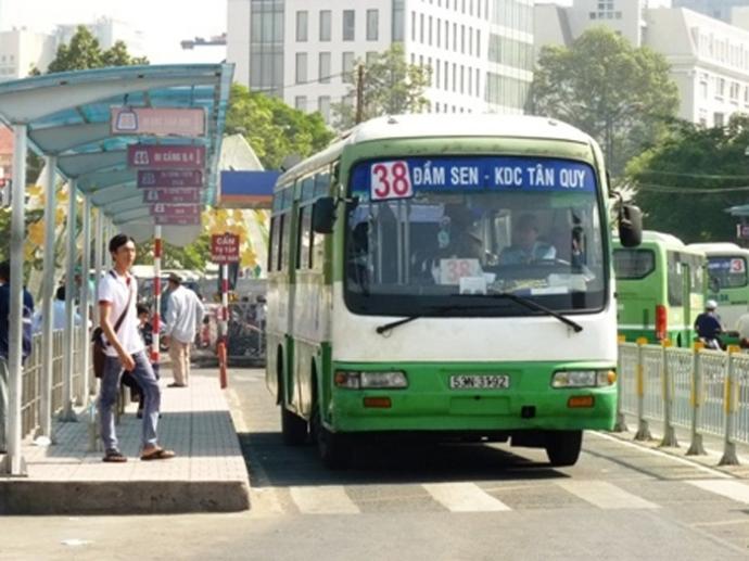 Tuyến xe buýt đi bệnh viện Ung bướu TP HCM