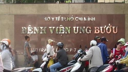 Hình ảnh Bệnh viện Ung bướu thành phố Hồ Chí Minh