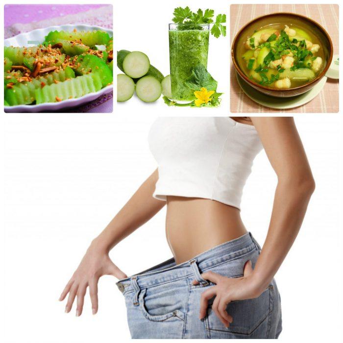 Một số món ăn giúp giữ vóc dáng hiệu quả từ bí đao
