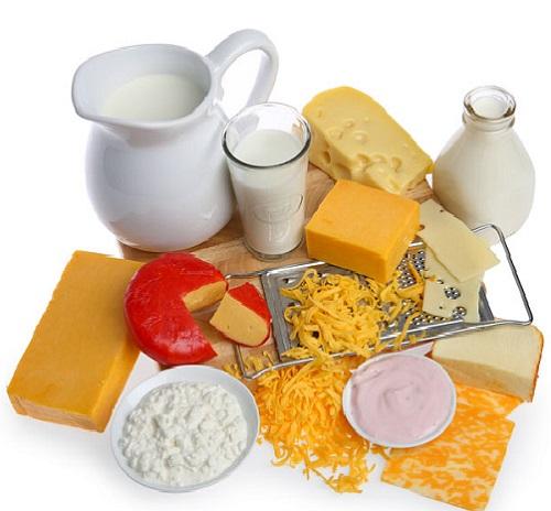 Ung thư gan nên bổ sung sữa và các chế phẩm từ sữa