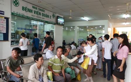 Khám bệnh tại bệnh viện Ung Bướu quận 2 có chi phí hợp lý