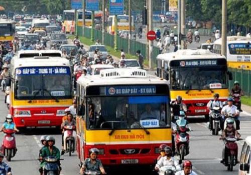 Các tuyến xe bus đi qua bệnh viện K cơ sở 3