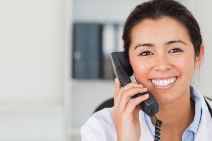 Người bệnh cần lưu ý cung cấp đầy đủ thong tin cho nhân viên tổng đài