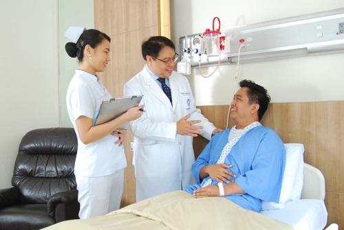 Bệnh viện Ung Bướu ở quận 2 có nhiều dịch vụ chăm sóc cho bệnh nhân