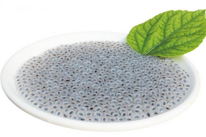 Chè hạt é sắn dây có tác dụng thanh nhiệt giải độc