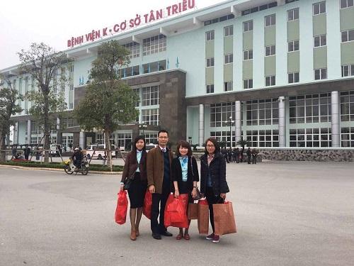 Địa chỉ bệnh viện K Hà Nội cơ sở 3
