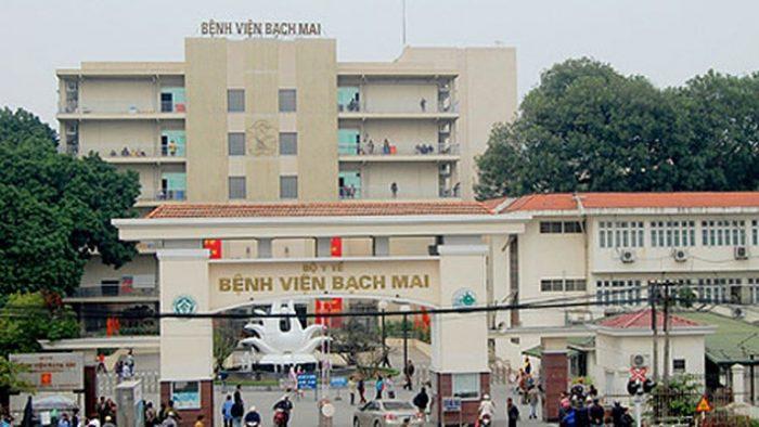 Khoa Y học hạt nhân và Ung bướu bệnh viện Bạch Mai là cơ sở chữa ung thư uy tín ở Hà Nội