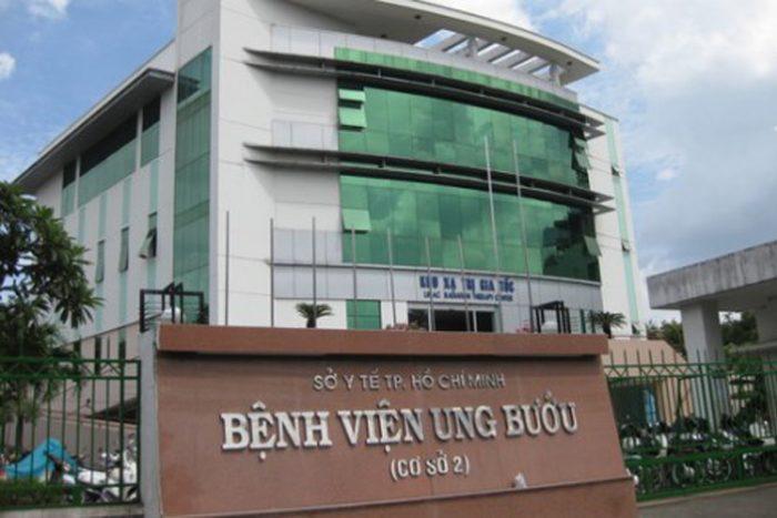 Địa chỉ bệnh viện ung bướu thành phố Hồ Chí Minh ở đâu?