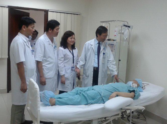 Điều trị ung thư tại bệnh viện ung bướu rất chuyên nghiệp và hiện đại