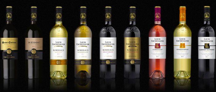 Giá bán các loại rượu vang khác nhau theo nguồn gốc