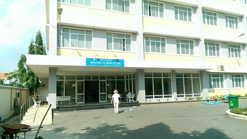 Hình ảnh tại Khoa Nội ung bướu vệ tinh Bệnh viện K TP.HCM