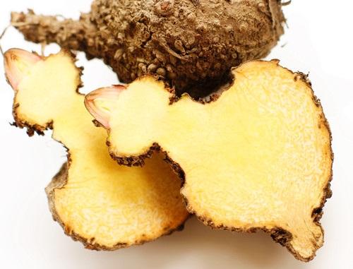 Đặc điểm nhận biết củ khoai nưa là gì và tác dụng của củ khoai nưa