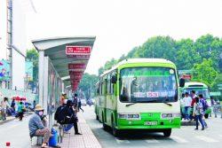 Lộ trình xe buýt thường có ở các bến xe buýt trên thành phố để bạn tham khảo