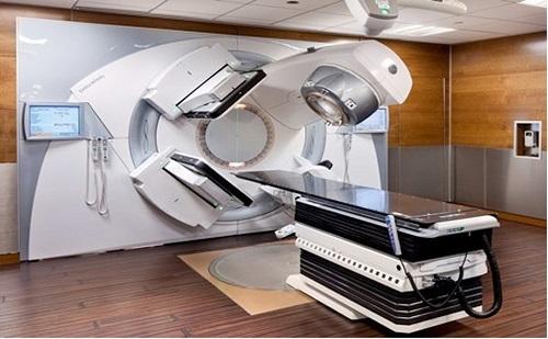 Máy xạ trị tại Bệnh viện K cơ sở 2 Hà Nội Việt Nam