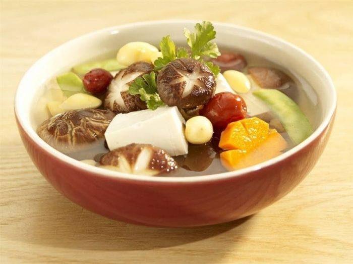 Món ăn làm từ củ ngưu bàng có tác dụng chữa bệnh
