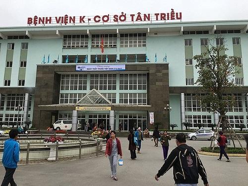 Chi phí khám bệnh ở Bệnh viện K Hà Nội như thế nào?