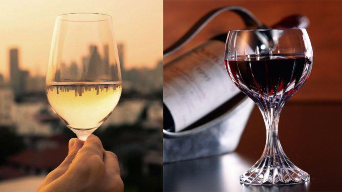 Rượu vang là một loại thức uống có cồn được lên men từ hoa quả