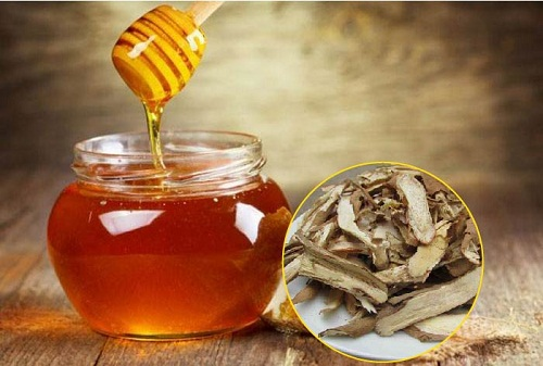 Người dùng có thể làm sâm xuyên đá ngâm mật ong để sử dụng hằng ngày