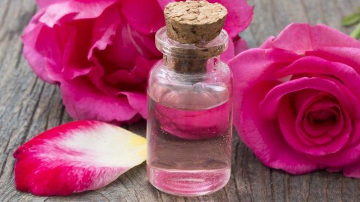 Tinh dầu hồng