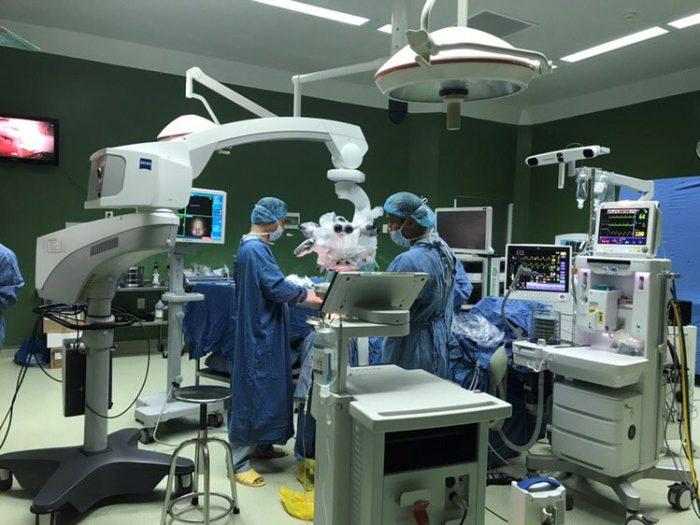 Trang thiết bị hiện đại tại Bệnh viện Ung bướu Đà Nẵng