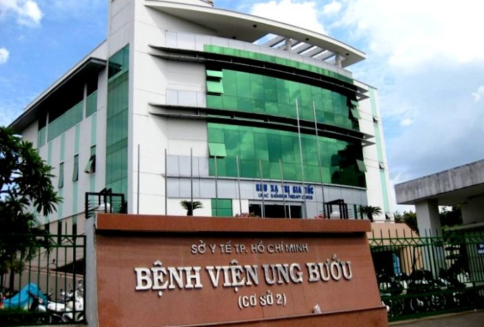 Bệnh viện Ung bướu TP Hồ Chí Minh