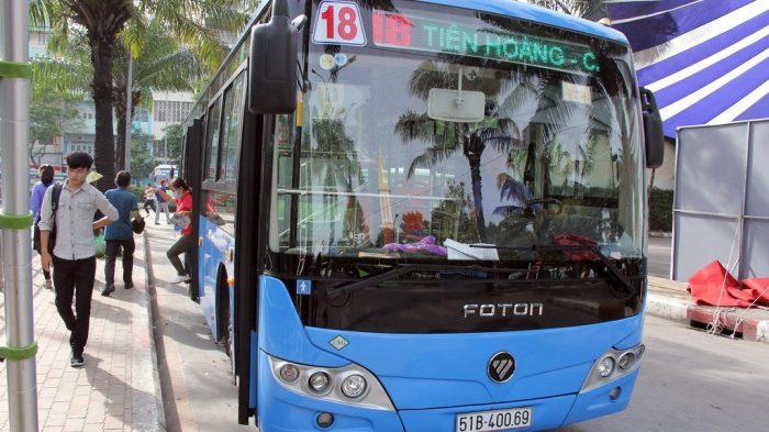 Xe buýt đến Bệnh viện Ung bướu