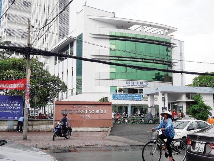 Bệnh viện Ung Bướu cơ sở 1 TP.HCM ở đâu và quy trình khám bệnh như thế nào là điều độc giả đáng quan tâm