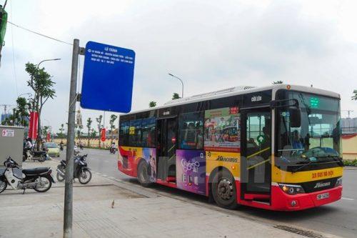 Xe bus số 08 qua bệnh viện K cơ sở 2