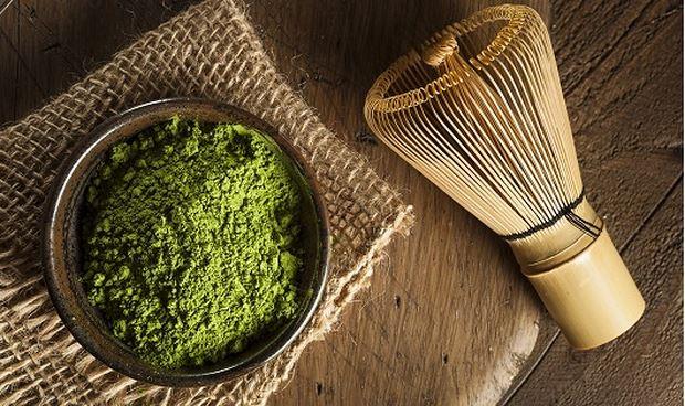 Hình ảnh bột trà xanh