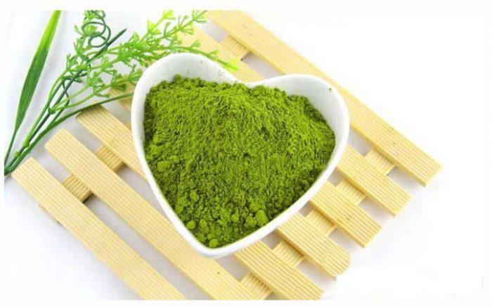 Bột trà xanh là gì và quy trình sản xuất bột trà xanh ra sao