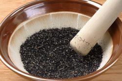 Tác dụng của hạt mè đen