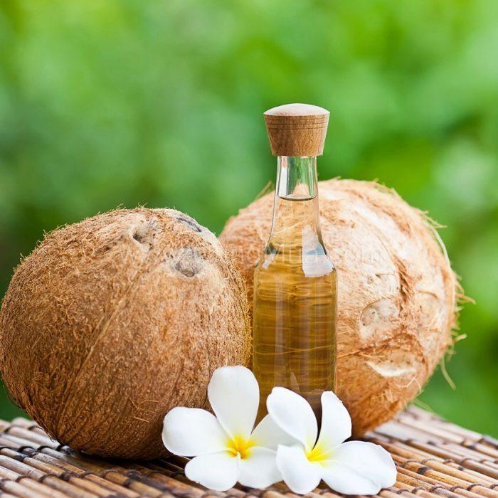 Hình ảnh tinh dầu dừa