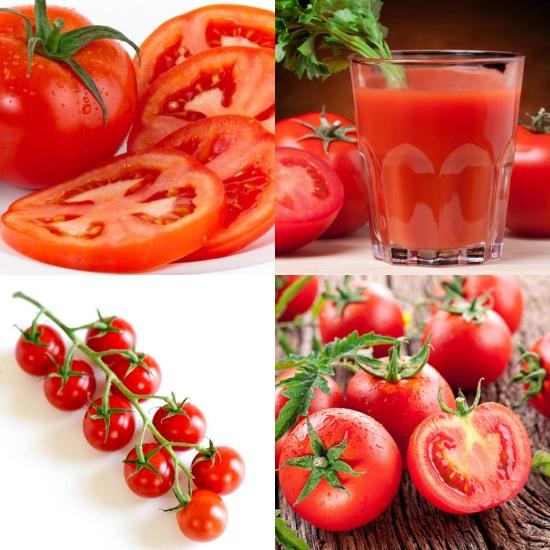 Tác dụng của cà chua trong việc chữa bệnh tim mạch, tiểu đường, ung thư