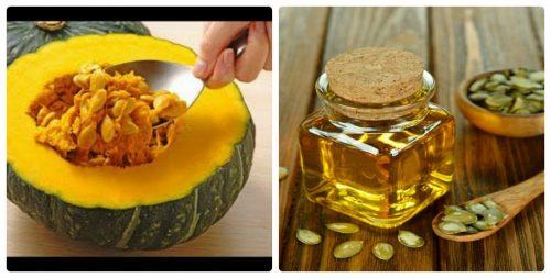 Hạt bí ngô tốt cho sức khỏe