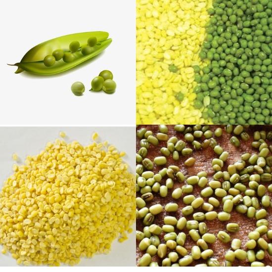 Hình ảnh hạt đậu xanh