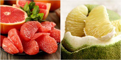 Bưởi chứa nhiều vitamin, khoáng chất tốt cho sức khỏe