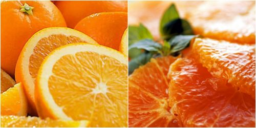 Cam chứa nhiều vitamin C rất tốt cho sức khỏe