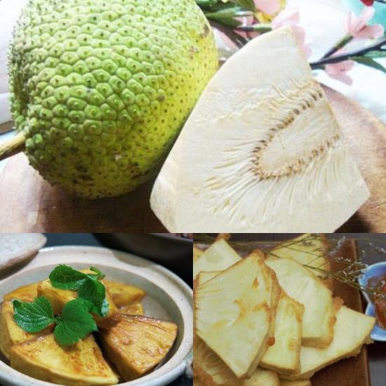 Cách chế biến quả sa kê thành các món ăn khác nhau
