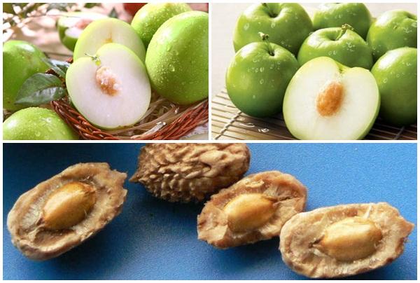 Hạt táo ta hay còn gọi là nhân táo cũng hiệu quả trong chữa bệnh.