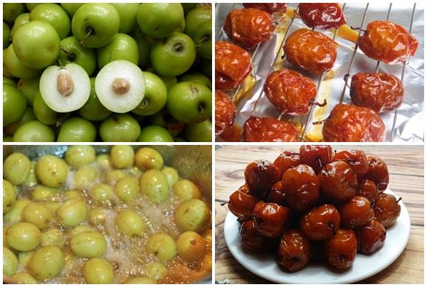Mứt táo ta là món ăn vặt yêu thích của nhiều người đặc biệt trong những ngày Tết.