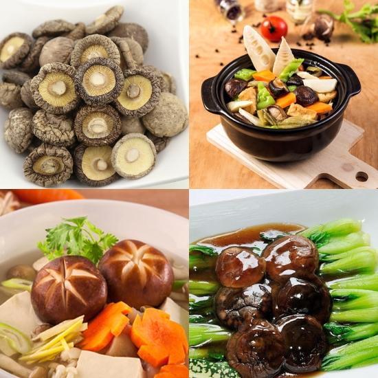 Cách chế biến nấm hương thành các món ăn ngon miệng, bổ dưỡng