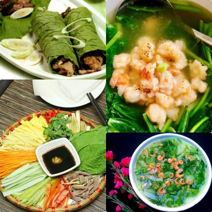 Chế biến rau cải thành các món ăn thơm ngon, bổ dưỡng