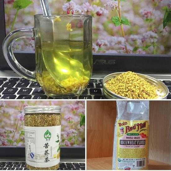 sản phẩm từ kiều mạch rất tốt cho sức khỏe