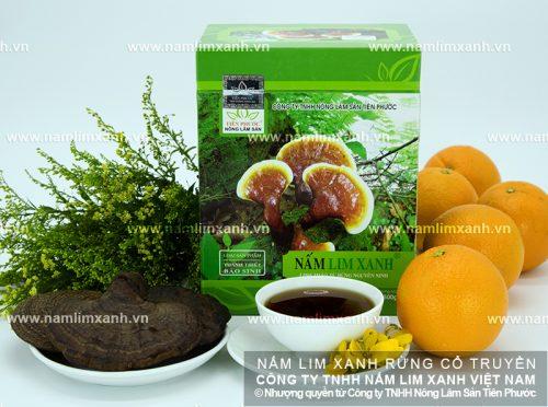 Đại lý mua bán nấm lim xanh tại TPHCM của Công ty Tiên Phước rất uy tín