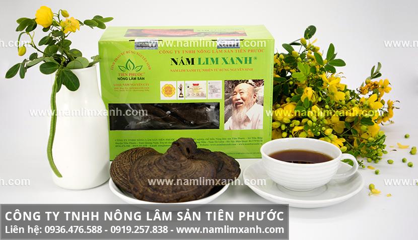 Giá nấm lim xanh Lào bao nhiêu 1kg với giá mua nấm lim rừng Lào chuẩn